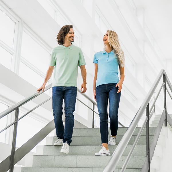 30135.21-M<br> EVE. Women's polo shirt