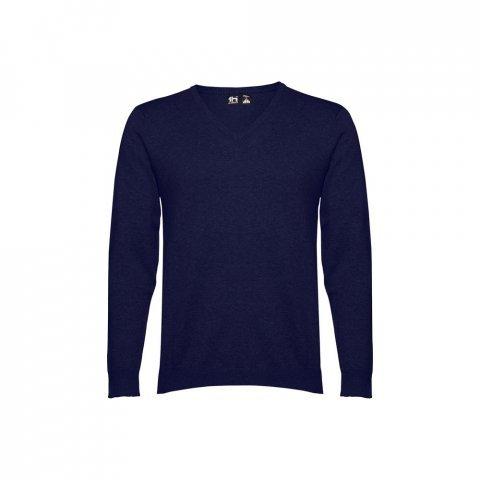 30149.34-M<br> MILAN. Men's V-neck jumper