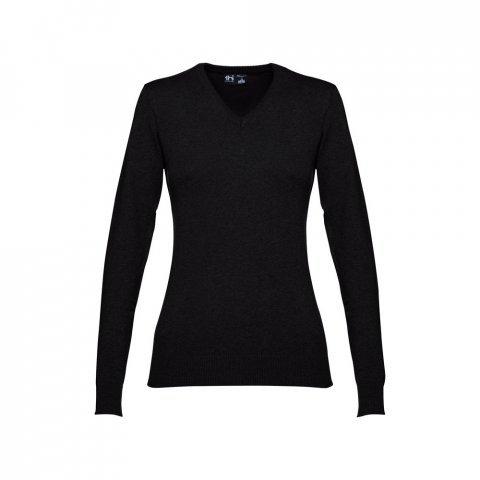 30150.03-XXL<br> MILAN WOMEN. Women's V-neck jumper
