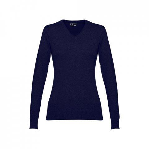 30150.34-L<br> MILAN WOMEN. Women's V-neck jumper