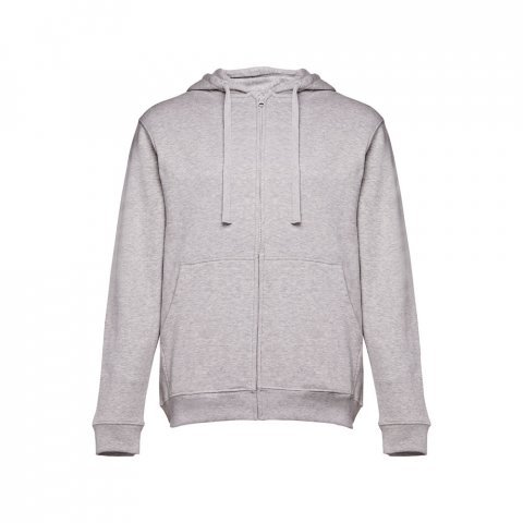 30161.83-L<br> AMSTERDAM. Men's hooded full zipped sweatshirt