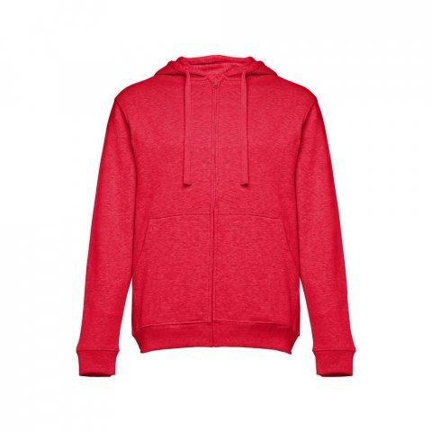 30161.95-XL<br> AMSTERDAM. Men's hooded full zipped sweatshirt