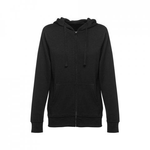 30162.03-XXL<br> AMSTERDAM WOMEN. Women's hooded full zipped sweatshirt