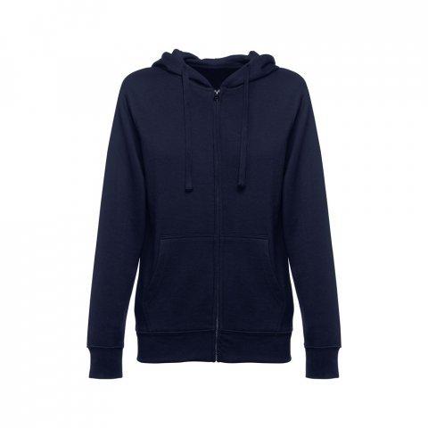 30162.34-XXL<br> AMSTERDAM WOMEN. Women's hooded full zipped sweatshirt