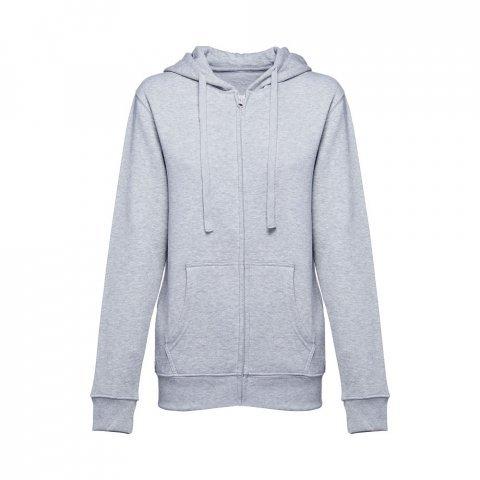 30162.83-XXL<br> AMSTERDAM WOMEN. Women's hooded full zipped sweatshirt