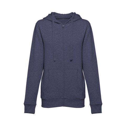 30162.94-XXL<br> AMSTERDAM WOMEN. Women's hooded full zipped sweatshirt