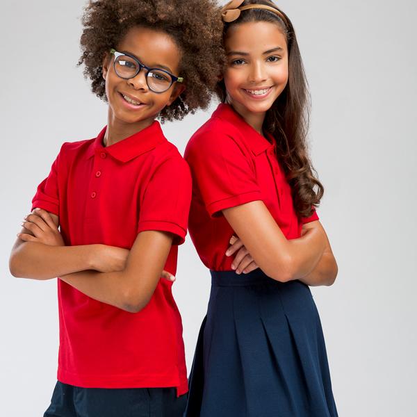 30173.54-6<br> ADAM KIDS. Children's polo shirt