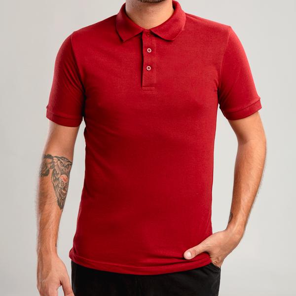 30176.15-S<br> BERLIN. Men's polo shirt