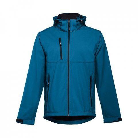 30180.74-XXL<br> ZAGREB. Men's softshell with removable hood