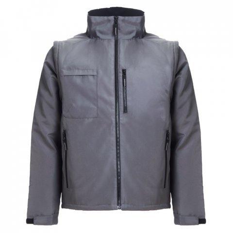30251.13-XXL<br> ASTANA. Unisex padded workwear jacket