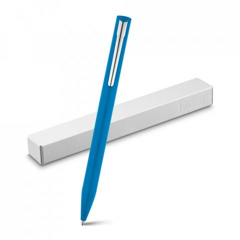 81000.04<br> WASS. Aluminium ballpoint with twist mechanism