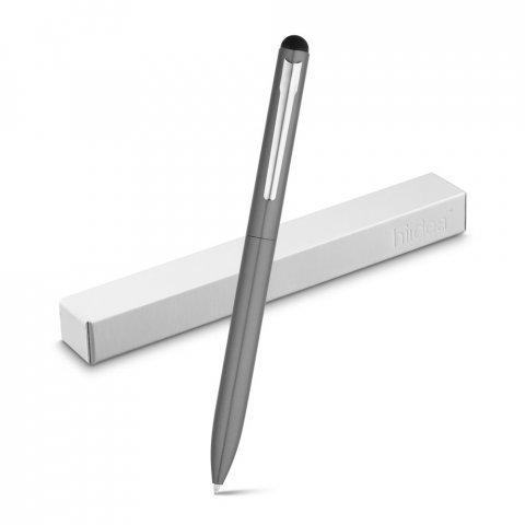 81005.47<br> WASS Touch. Aluminium ballpoint with twist mechanism