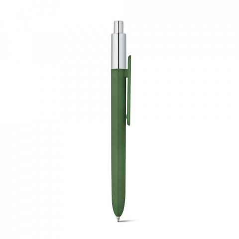 81008.09<br> KIWU Chrome. ABS ballpoint with shiny finish and top with chrome finish