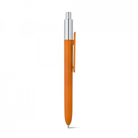 81008.28<br> KIWU Chrome. ABS ballpoint with shiny finish and top with chrome finish
