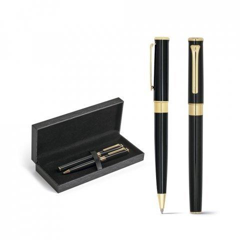 81146.17<br> VERSAILLES. Roller pen and ball pen set