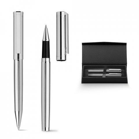 81171.07<br> EDMOND. Roller pen and ball pen set
