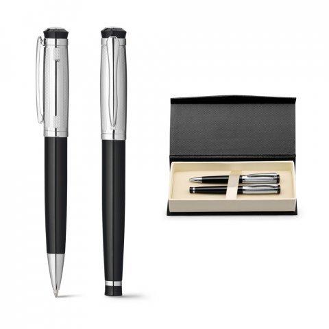 81193.07<br> ORLANDO. Roller pen and ball pen set