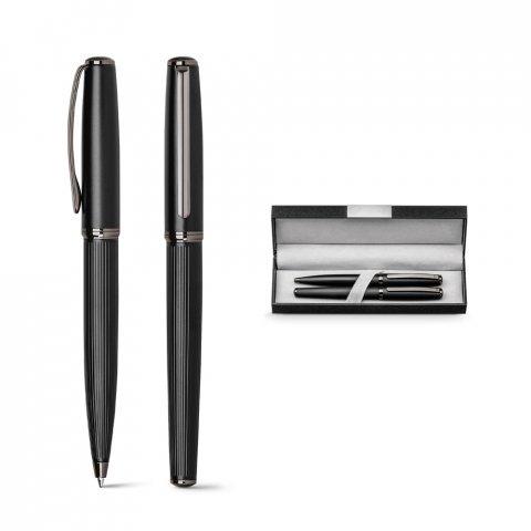81194.03<br> IMPERIO. Roller pen and ball pen set