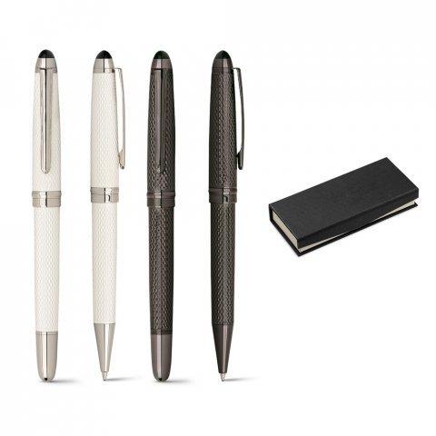 81209.33<br> ROYAL. Roller pen and ball pen set