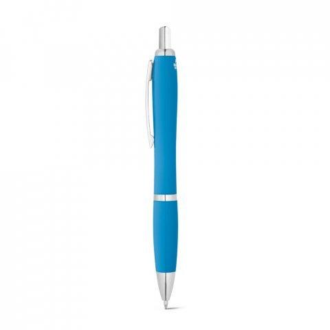 81212.24<br> MANZONI. Antibacterial ball pen in ABS