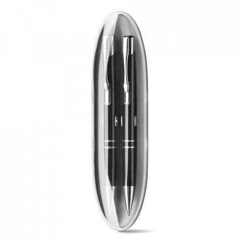 91649.03<br> BETA SET. Ball pen and mechanical pencil set