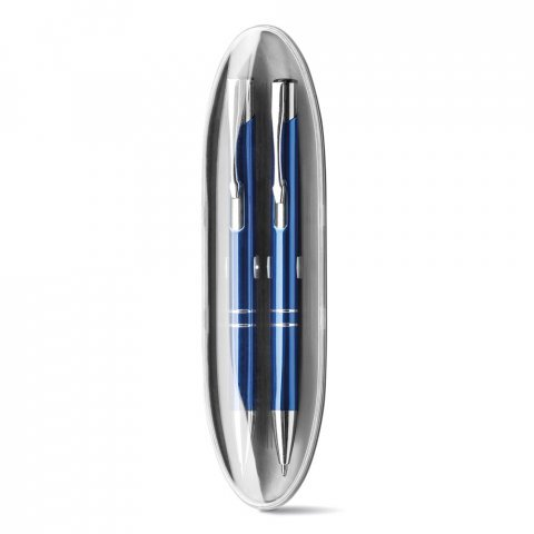 91649.14<br> BETA SET. Ball pen and mechanical pencil set