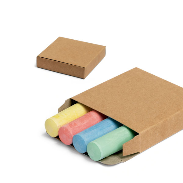 91940.60<br> PARROT. Pack of 4 chalk sticks