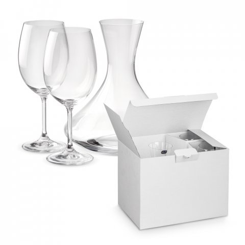 94023.10<br> BORDEAUX. Wine set