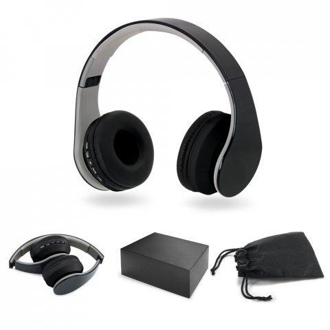 97356.03<br> HILLEMAN. Foldable headphones