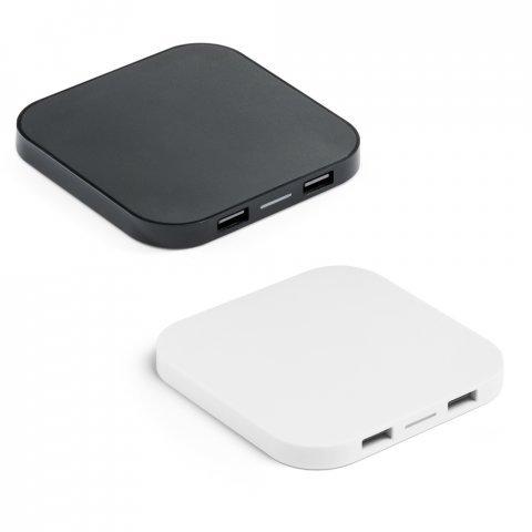 97903.06<br> CAROLINE. Wireless charger and 20 USB hub