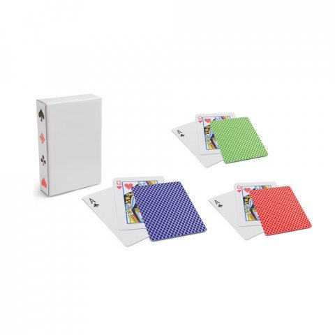 98080.19<br> CARTES. Pack of 54 cards